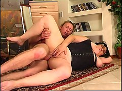 Victoria&Anthony red hot mature action